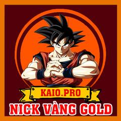 Nick bán bằng Vàng